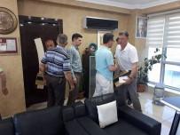 VEZIRHAN - Başkan Duymuş, Belediye Personelleriyle Bayramlaştı