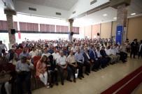 İBRAHIM KARAOSMANOĞLU - Başkan Karaosmanoğlu, Büyükşehir Personeliyle Bayramlaştı