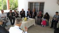 ŞEHİT YAKINLARI - Başkan Seyfi Dingil, Şehit Ve Gazi Aileleri İle Bayramlaştı