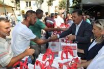 11 AYıN SULTANı - Başkan Tuna, Huzurevi Sakinleri Ve Personeliyle Bayramlaştı