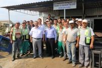 Başkan Uysal, Belediye Personeli İle Bayramlaştı