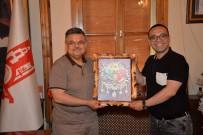 ALP ARSLAN - Başkan Yağcı'ya Ziyaretler