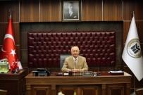 KıNALı - Başkan Yaşar'dan Ramazan Bayramı Mesajı