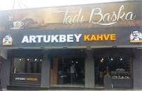 KURUYEMİŞ - Bayram Kahveleri Artukbey'den