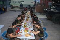 İFTAR YEMEĞİ - Beytüşşebap'ta Görev Yapan Polisler İftarda Buluştu