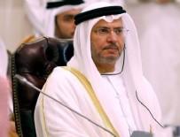 Birleşik Arap Emirlikleri'nden flaş Katar açıklaması!