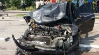 METRO İSTASYONU - Bursa'da Ortalık Savaş Alanına Döndü Açıklaması 1 Ölü 1 Yaralı