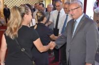 KADİR ALBAYRAK - Büyükşehir Belediye Personeli Bayramlaştı