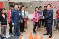 HENTBOL - Çaldıran Belediyesi'nden Spor Okulları Hazırlık Öğrencilerine Destek