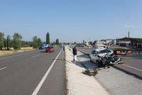 Çanakkale - İzmir Yolunda Kaza Açıklaması 1 Ölü