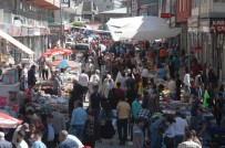 BAYRAM ALIŞVERİŞİ - Çarşı-Pazarda Bayram Telaşı
