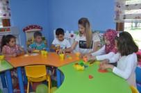ÇOCUK GELİŞİMİ - Çocuklar Pıtırcık Oyun Evi'nde Hem Öğreniyor Hem Eğleniyor