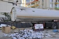 DİYARBAKIR EMNİYET MÜDÜRLÜĞÜ - Diyarbakır'da 200 Bin Paket Kaçak Sigara Ele Geçirildi