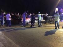 Dörtyol'da Trafik Kazası Açıklaması 4 Yaralı