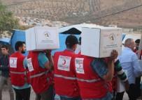KıZıLAY - Düzce Belediyesi Ve Türk Kızılay'ı Bayram Sevincini İdlib'e Taşıdı