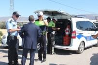 İÇIŞLERI BAKANLıĞı - Elazığ'da Trafik Güvenliği Denetimi