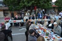 İFTAR SOFRASI - Erzincan Da 1 Yılda 18 Terörist Etkisiz Hale Getirildi