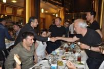 Eskişehir'de Basın Mensupları İftarda Bir Araya Geldi