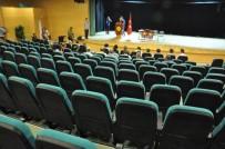GENEL KURUL - Eskişehirspor'da Olağanüstü Kongre Ertelendi