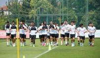 FLORYA - Galatasaray, Çalışmalarını Sürdürüyor