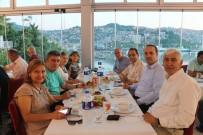 İFTAR YEMEĞİ - Gazeteciler İftarda Buluştu