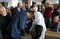 CANAN CANDEMİR ÇELİK - Gaziantep Protokolünden Huzurevi Ve Şehitlik Ziyareti