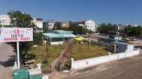 KAPALI ALAN - Gençlik Parkı Açılıyor