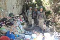 BOMBA İMHA UZMANI - Giresun'da PKK Sığınağı İmha Edildi