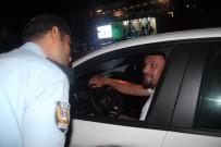 TOPLU TAŞIMA - Giresun'da Polis Öyle Bir Uygulama Yaptı Ki, Sürücüler Şaştı Kaldı.