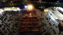 TASAVVUF - İBB'nin Maltepe Ramazan Ayı Etkinlik Alanı Havadan Görüntülendi