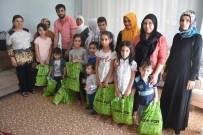 YETİM ÇOCUKLAR - İhtiyaç Sahibi Ailelere Ve Yetimlere Yardım Yapıldı