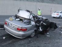 BABA OCAĞI - Katliam gibi kaza: 5 ölü... AFAD ekipleri sevk edildi