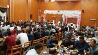 MÜDÜR YARDIMCISI - Kaymakam Yaşar, Kolluk Kuvvetleriye  İftarda Bir Araya Geldi
