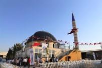 İFTAR YEMEĞİ - Keresteciler Sanayi Sitesi Cami Dualarla Açıldı