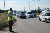 DOĞU ANADOLU - Kırıkkale Kavşağı'ndan Günde 80 Bin Araç Geçiş Yapıyor