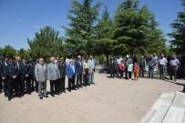 EMNİYET TEŞKİLATI - Kırşehir Protokolü Şehitlikte