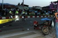 KIRMIZI IŞIK - Manisa'da Feci Kaza Açıklaması 2 Ölü