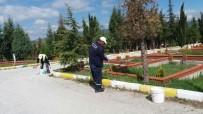 ÜCRETSİZ ULAŞIM - Mezarlıklar Bayram Ziyaretleri İçin Hazırlandı