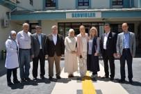 Milletvekili Eldemir Ve Başkan Bakıcı'dan Hastane Ziyareti
