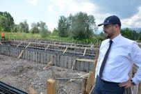 Niksar Belediyesi Fen İşleri Müdürlüğü Birimleri Tek Bir Yerde Toplanıyor