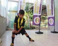 (ÖZEL Haber) - Geleceğin Futbol Yıldızı Mersin'de Yetişiyor