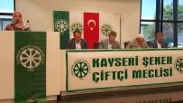 NİŞASTA BAZLI ŞEKER - Pancar Ekicileri Kooperatifi Başkanı Hüseyin Akay Açıklaması