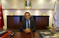 BÜLENT ECEVİT ÜNİVERSİTESİ - Rektör Prof. Dr. Mahmut Özer Ramazan Bayramını Kutladı