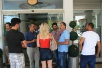POLİS EKİPLERİ - Rezervasyon Skandalı Yaşanan Otel Mühürlendi