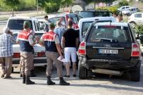KADER - Samsun'da 6 Araç Birbirine Girdi Açıklaması 9 Yaralı