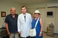 KATARAKT - Sarı Nokta Hastalığı İçin İzmir'de Bir İlk