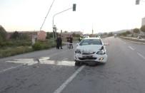 ÇİMENTO FABRİKASI - Sivas'ta Trafik Kazası Açıklaması 6 Yaralı
