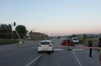 ÇİMENTO FABRİKASI - Sivas'taki Trafik Kazasında Yaralanan 3 Yaşındaki Çocuk Öldü