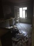 BAKIM MERKEZİ - Şizofreni Hastası Genç Kız Kaldığı Bakım Merkezini Yaktı