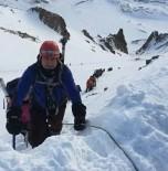 ÖMER HALİSDEMİR - Tırmanış Esnasında Sakatlanan Dağcı Helikopterle Kurtarıldı